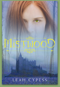 Novel Mistwood Bookcover