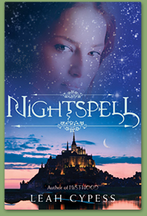 Novel Nightspell Bookcover