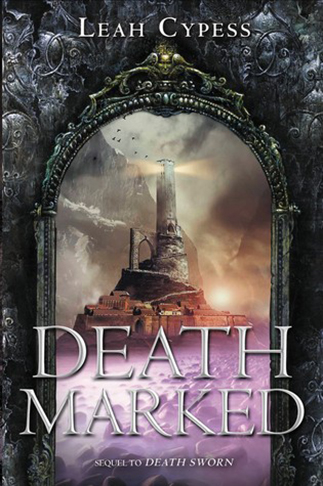 Death Marked Book Cover
