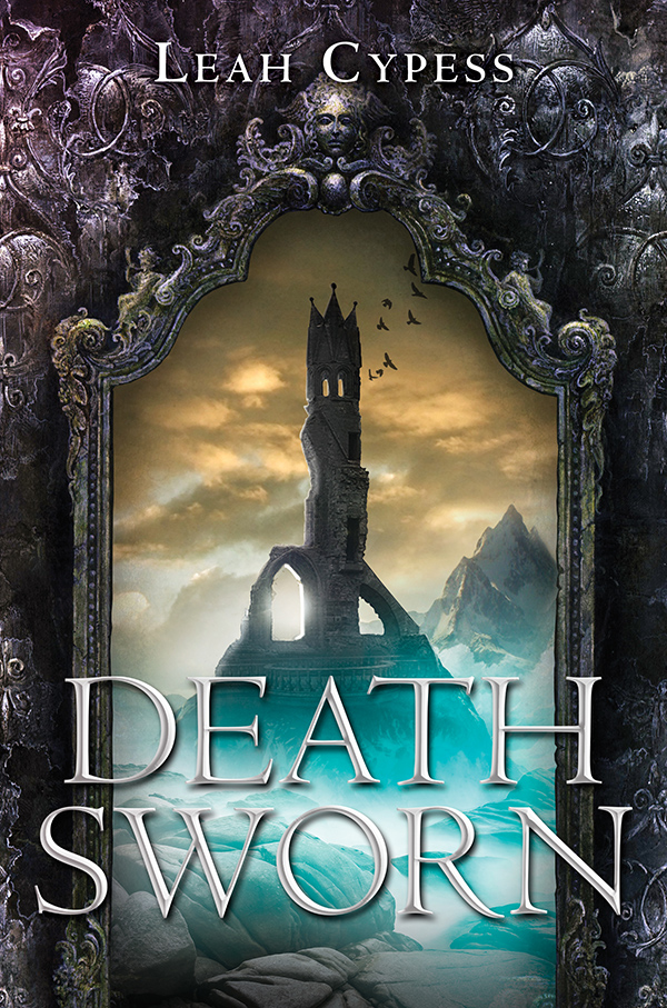 Deathsworn Book Cover