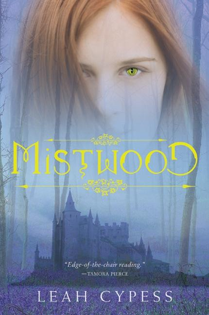 Mistwood Book Cover